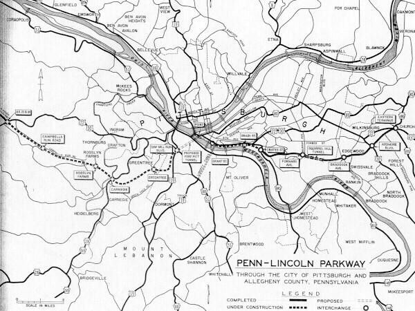 Pennsylvania Highways: Interstate 376