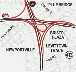 Single Loop A Interchange