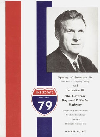 I-79 Dedication Program