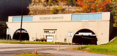 Allegheny Mountain Tunnel