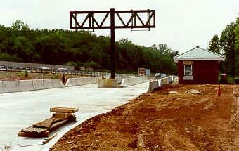 New Virginia Drive exit