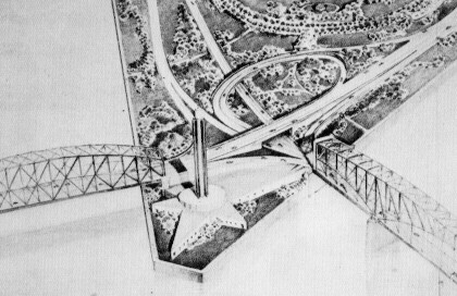 Planned Point by Robert Moses