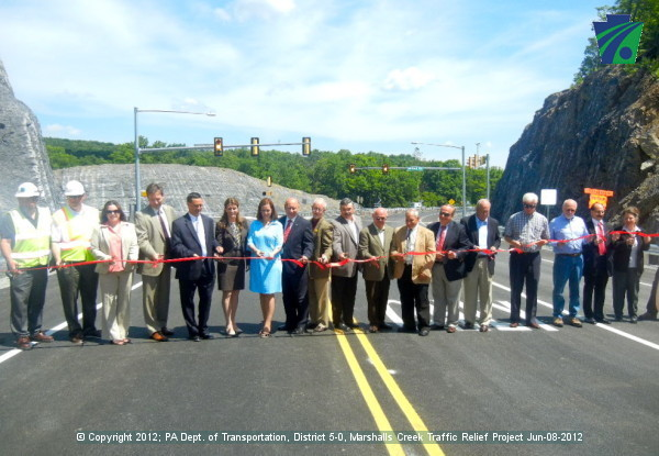 Ribbon-cutting ceremony held June 11, 2012