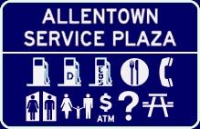 Allentown Service Plaza