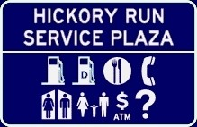 Hickory Run Service Plaza