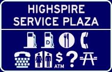 Highspire Service Plaza