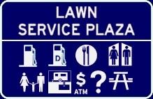 Lawn Service Plaza