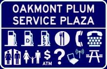 Oakmont Plum Service Plaza