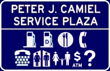 Peter J. Camiel Service Plaza