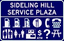 Sideling Hill Service Plaza