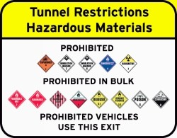 Tunnel Restrictions