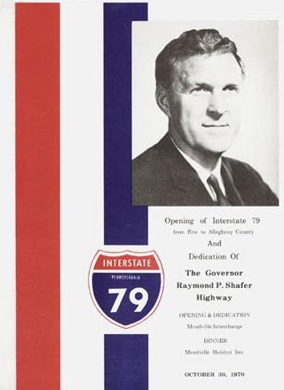 I-79 Dedication Program