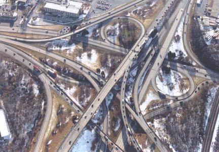 Eisenhower Interchange