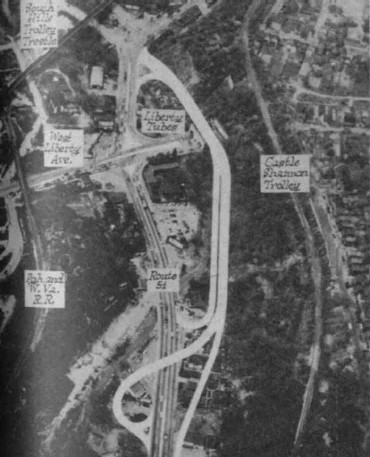 Liberty Tunnel bypass plan