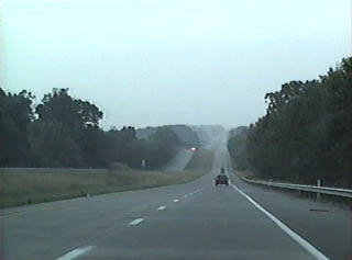 Another picture of the US 1 expressway