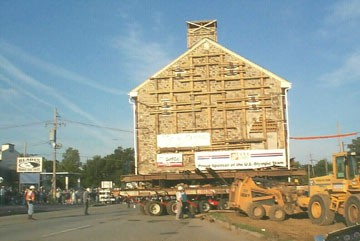 King of Prussia Inn moving