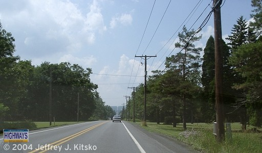 Seven Mile Stretch in Somerset County