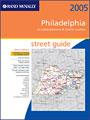 2005 Rand McNally Street Guide: Philadelphia 5-County