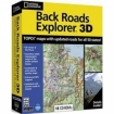National Geographic Back Roads Explorer 3D CD-ROM