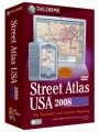 DeLorme Street Atlas USA 2008 Plus DVD Software