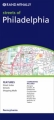 Philadelphia: City Folded Map