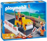 PLAYMOBIL® Road Roller