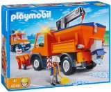 PLAYMOBIL® Road Maintenance Truck