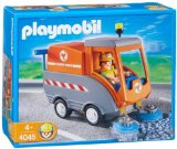 PLAYMOBIL® Road Sweeper