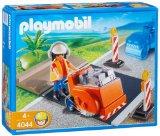 PLAYMOBIL® Asphalt Cutter