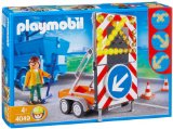 PLAYMOBIL® LED Signal on Trailer