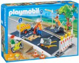 PLAYMOBIL® Road Construction Set
