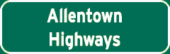Allentown Highways