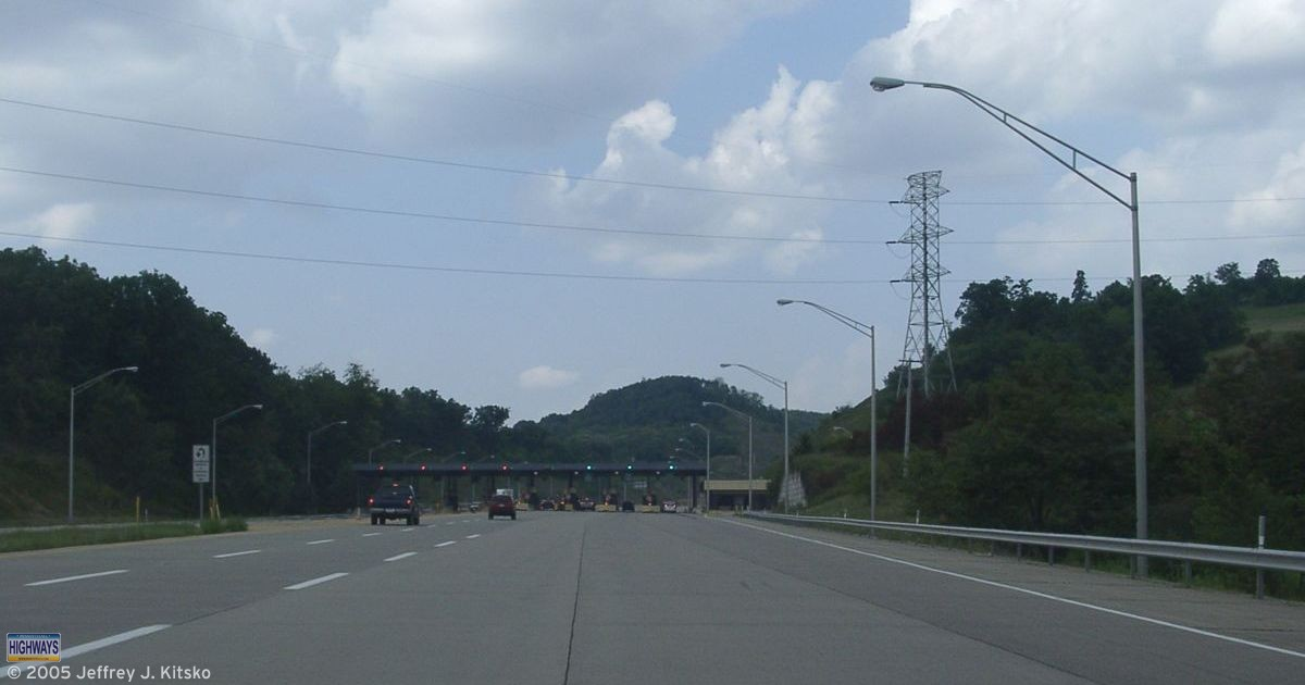 More toll plazas like the Hempfield Toll Plaza on PA Turnpike 66 could appear under a pay now or pay later scenario.