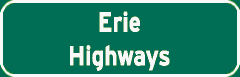 Erie Highways