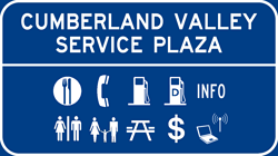 Cumberland Valley Service Plaza