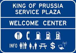 King of Prussia Service Plaza