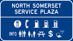 North Somerset Service Plaza