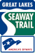 Great Lakes Seaway Trail and America's Byway markers