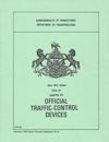 Cover of the Official Traffic Control Devices 1975 edition