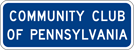 Image of a Group Name Sign (I43-2)